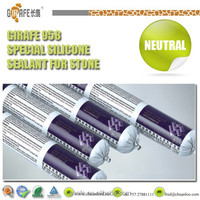 Sausage packing Strong adhesive Marble Silicone Sealant