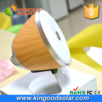 2016 new arrival portable LED table lamp/ pendent lamp style bluetooth speaker with 10000mAh power bank