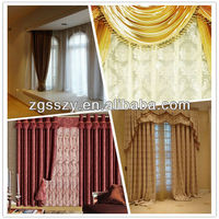 /Motorized Retractable Curtain (2013 |New Curtain Design)