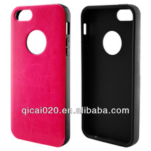 New design IML TPU+PU case for Iphone 5G