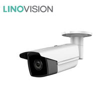 6MP H.265+ Fixed Face Detection WDR Hikvision Network Bullet Camera DS-2CD2T63G0-I8 with 80m IR and 3-Axis Adjustment