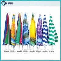 China market great material wholesale mini folding beach umbrella sale