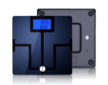 Body Fat Analyzer Digital Bluetooth 4.0 Weight Scale for Android and IOS
