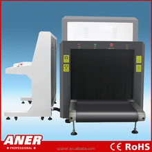 Hot Promotion 800(W)*650(H)mm xray baggage scanner / X-ray machine scanner for baggage, bags, Drug, cargos with good price k8065