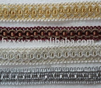 Decoration Lace/Ribbon/braid/trim for sofa home decor