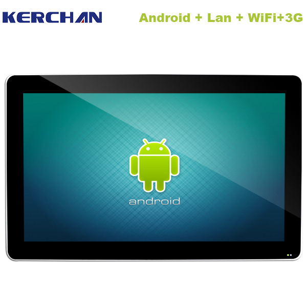 65 inch smart android advertising display with wifi all-in-one hid kit(SAD6503W)
