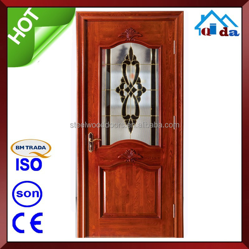 Main single entry wooden main door design buy main door for Single main door designs