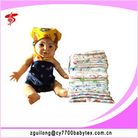 100% cotton gauze baby diaper manufacturers in china