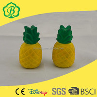 pineapple stress reliever PU pineapple Toy, wholesale ball pit balls