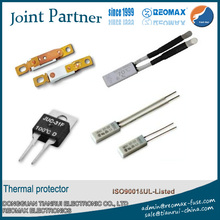 temperature bimetallic switch