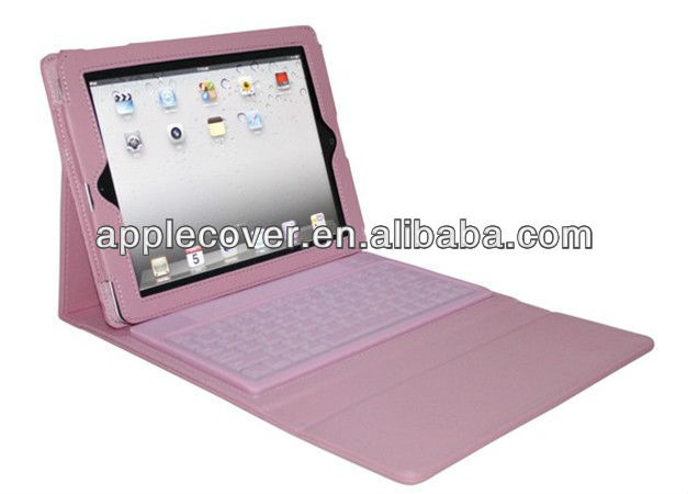 Bluetooth Keyboard with Touchpad for iPad Covers