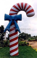 CILE 2015 Large Inflatable Christmas cane Model