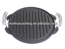 Round Cast Iron Griddles