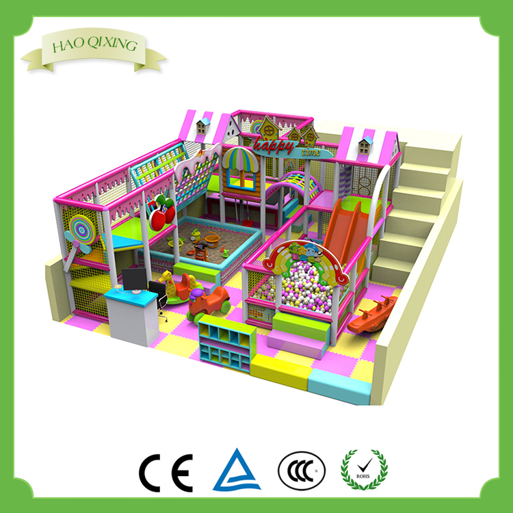 Hot children's indoor playground equipment, kids indoor climbing play equipment