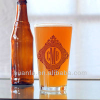 New product arrival good price factory Machine made beer glass
