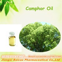 Pure & Natural Camphor Oil Essential Oil By Distilled From Camphor Trees