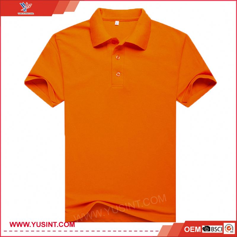 wholesale online shopping for clothing 100% cotton polo t shirt men