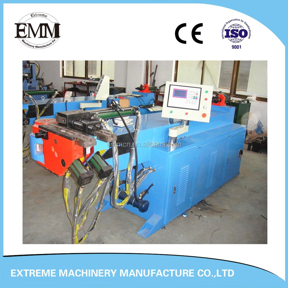EM255A-3SV CNC Pipe Bending Rolling Machine