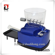 Duolilong C-77 king size fast filler cigarette rolling machine with hopper