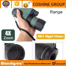 Day&Night Vision IR 4X50 HD Optical Monocular Hunting Camping Hiking Telescope
