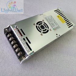 Single Output 300W G-ERENGY AC DC 5V 60A Switching Model Power Supply with 110v to 240v for Advertising screen stage background