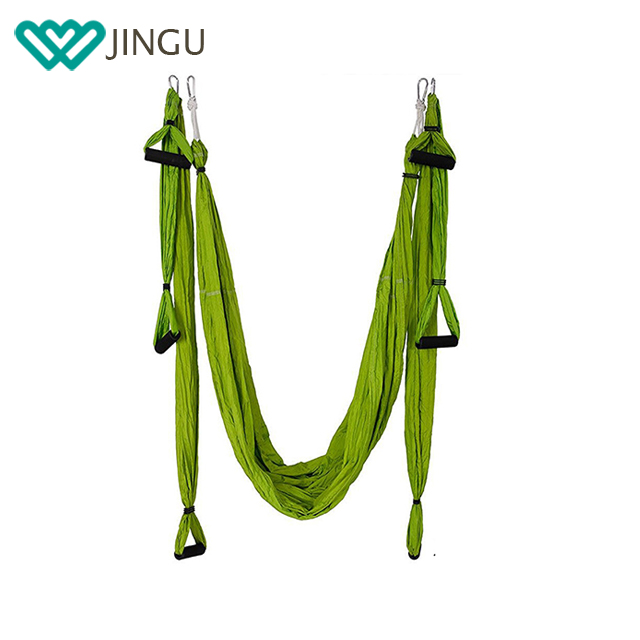 Heavy Duty Back Inversion Sling Anti Gravity Hammock Aerial Yoga Swing for Physical Therapy
