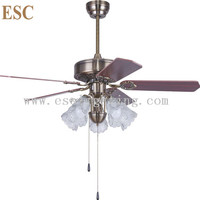 Best selling products attactive unique remote control ceiling fan with light wholesale from alibaba premium market