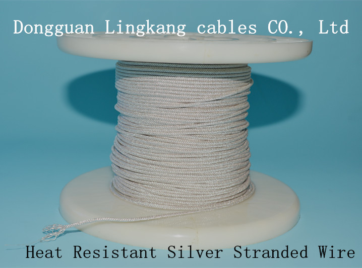 Competitive price heat resistant silver stranded wire / copper foil wire manufacturer