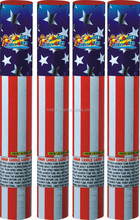 Hand Hold Single Shot Roman Candles fireworks