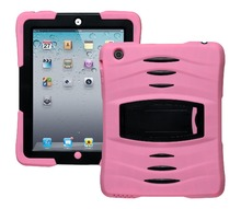 New Arrivel Shockproof Case For Ipad 2 3 4, Tablet PC Case, Hybrid Full Cover Tablet Case