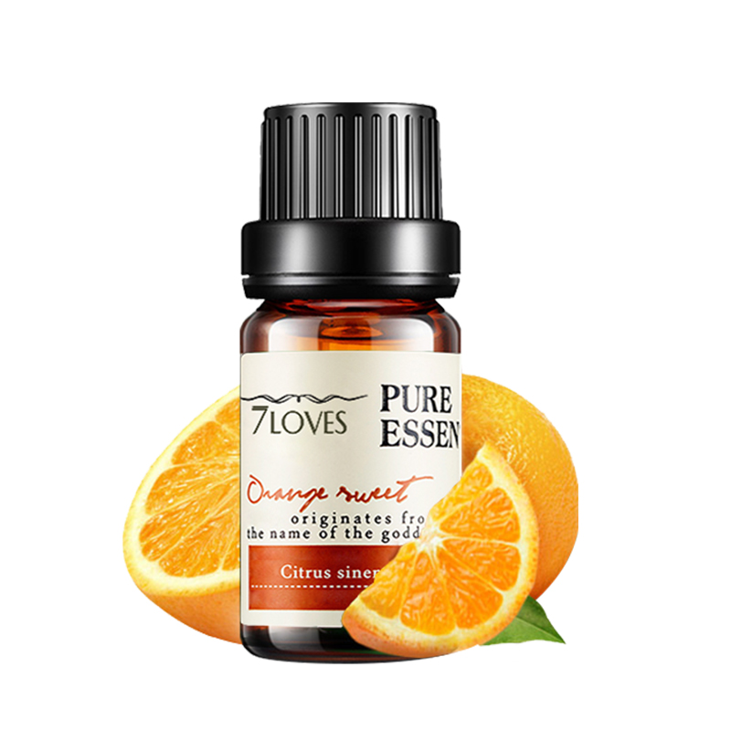 100 Natural and Pure Orange Peel Essential Oil Extraction