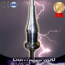 system types of O.Mex lightning rods exporters