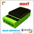 Competitive price MPPT Air cooling Solar charge controllers 45A 60A with REM and BTS (Battery Temperaturer sensor)