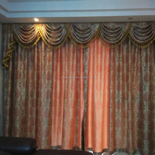 Restaurant Curtain Net/ Guesthouse Blackout Curtain