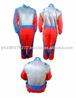 High Quality Nylon CIK FIA Level 2 Approved Go Kart Racing Suit
