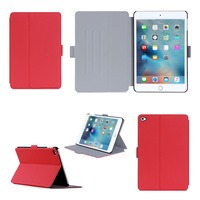 New Products Popular Slim Cover Case Good Quality Flip Tablet Case For iPad Mini 4