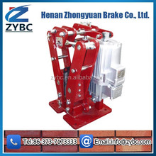 YPZ2 series electro hydraulic disc brake price manufacturers established in 1995 year