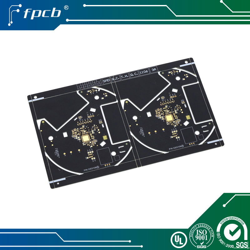 High mechanical strength durable custom led panel pcb board for sale