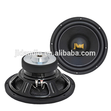 Black Stamped Basket Car Audio accessories Car subwoofer 10inch 12inch 15inch high quality