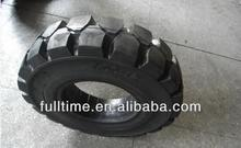 cheap and high quality solid tire 3.00-15 forklift tire for sale