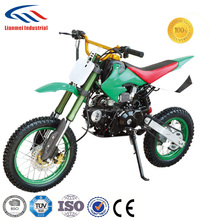 2017 hot Lifan engine 125cc dirt bike for sale cheap