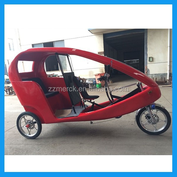 18 inch recumbent rickshaw for sale