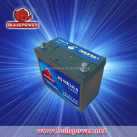 12V 48ah largestar rechargeable mf car batteries