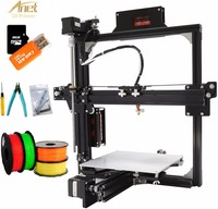 2017 high quality new styles Prusa dental 3d printer FDM High precision Desktop 3D Printer made in China