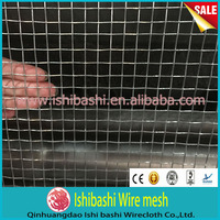 Square wire mesh fence/Galvanized wire mesh roll