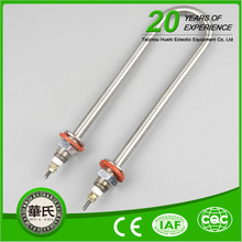 CE Approved water heating element electric tube heater
