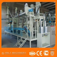 maize/corn flour milling machines hot sale in south africa