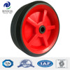 New design 3 inch rubber wheels small size for trailer
