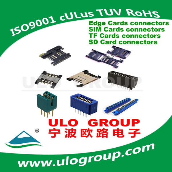 Best Quality Exported Tf Card Connector Manufacturer & Supplier - ULO Group