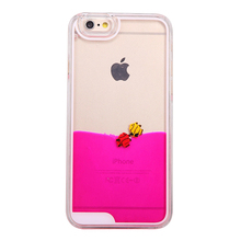 FL3102 2013 Guangzhou wholesale flow liquid glow case for iphone 5